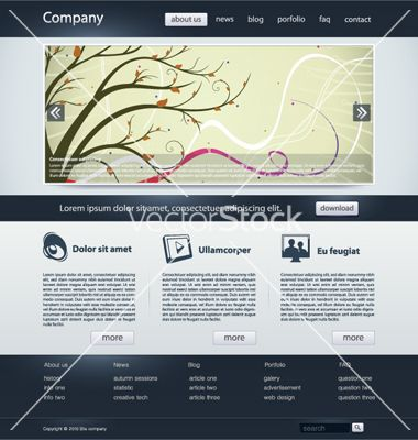 119 best web pages images on Pinterest | Adobe illustrator, Vector ...