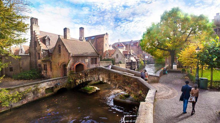 Séjour Bruges - Réservez un voyage pas cher à Londres | Expedia.be