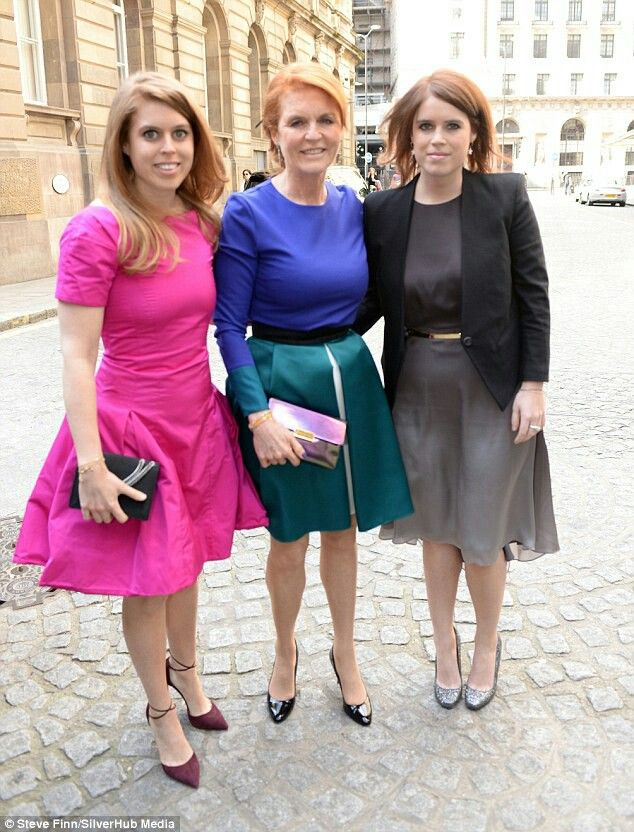 Princess Beatrice Sarah Dutchess Of York Princess