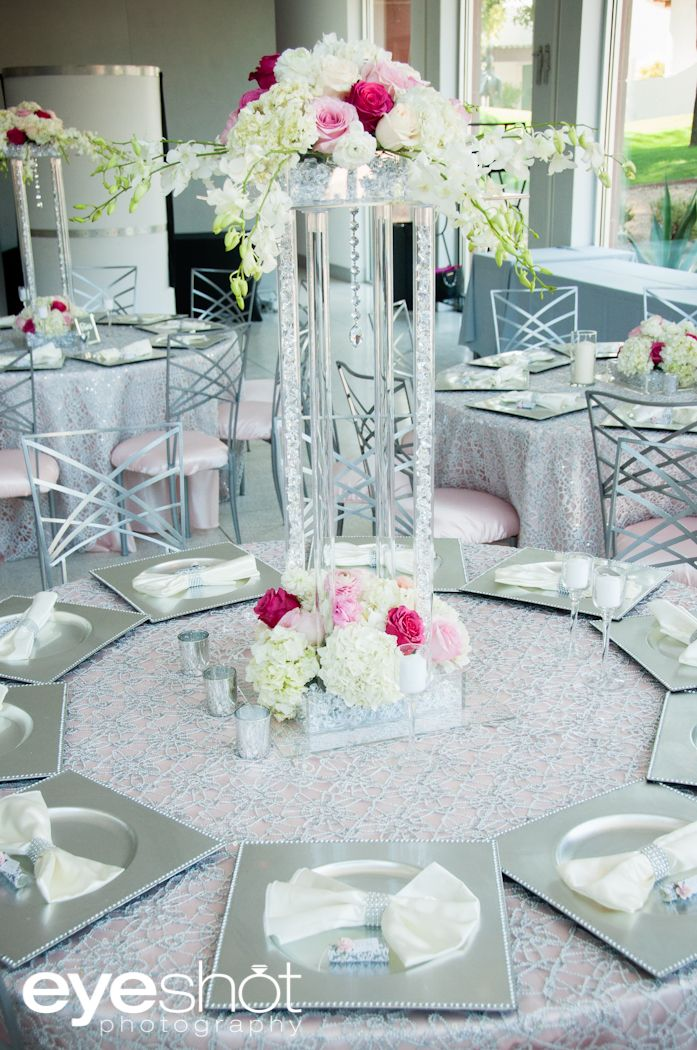 Silver Wedding. The Clayton On The Park, Scottsdaleu0027s Premier Wedding  Venue. #wedding