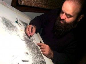 """Una conversa amb Raúl Vargas """"Kodomos"""", il·lustrador"""