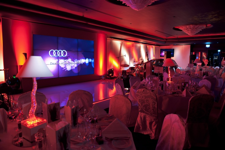 Audi Dealer of the Year Awards 2012.