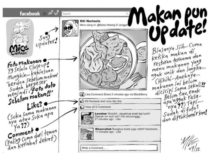 Mice Cartoon: Makanpun Update