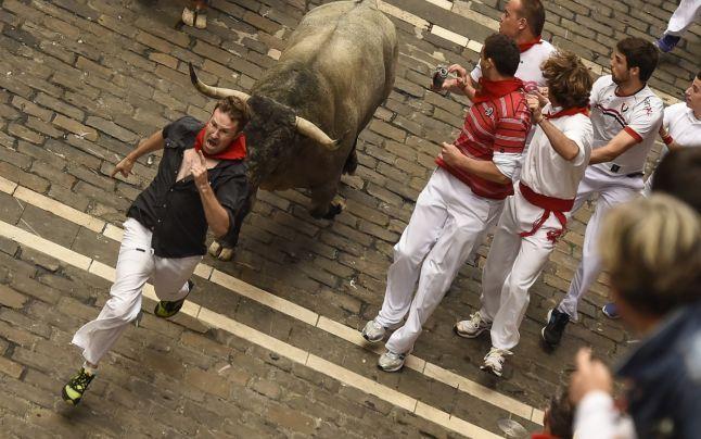 Şapte oameni au fost ucişi de tauri în Spania