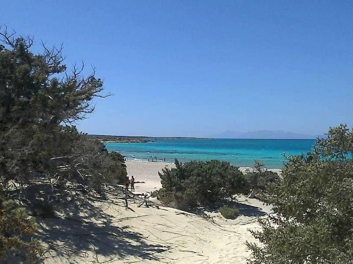 Chrissi island, Crete, Greece