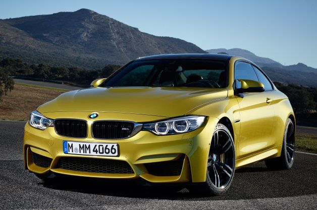 2015 BMW M3 Sedan, M4 Coupe are officially revealed [w/video]