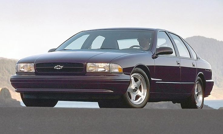 impala | The 1996 Chevrolet Impala SS was the last rear-wheel drive performance ...