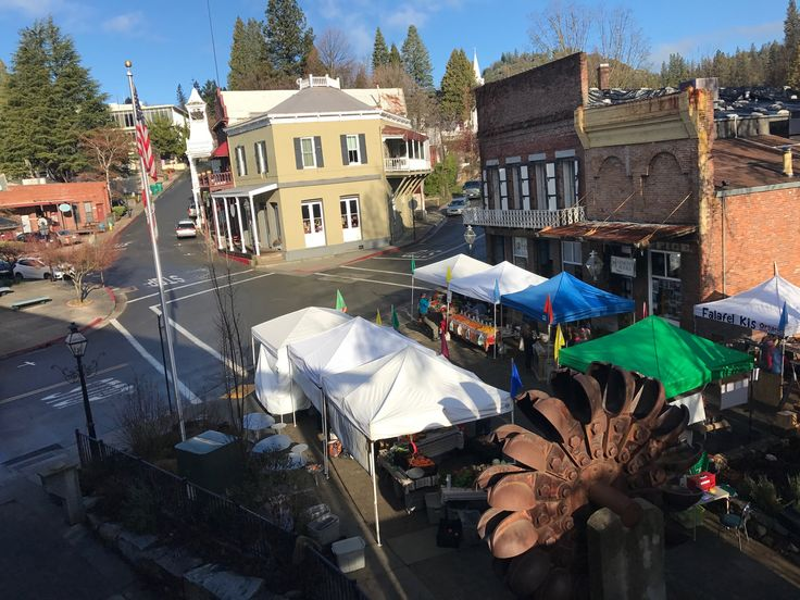Nevada City Winter Farmers Market returns, Saturday, March 3rd, 9-12, Robinson Plaza #NevadaCity