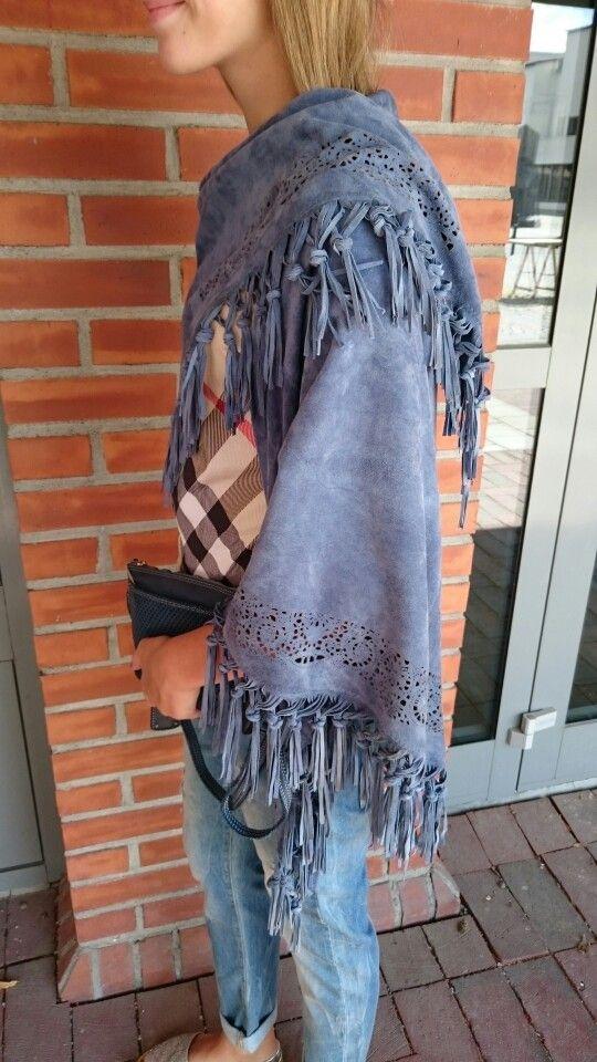 Geiteskinn sjal