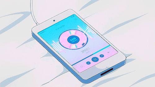 anime, babygirl, and beach image