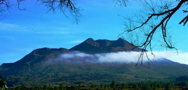 Mount Batur, Kintamani Bali from Batur Bagus Cottage