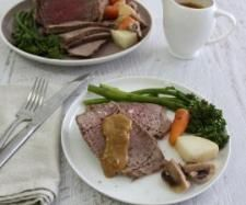 Recipe All-in-one 'roast' beef