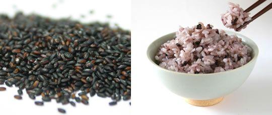 荻原さんの無農薬 黒米1kg - 安全なお米・自然食品 【根っこや】WEBSHOP