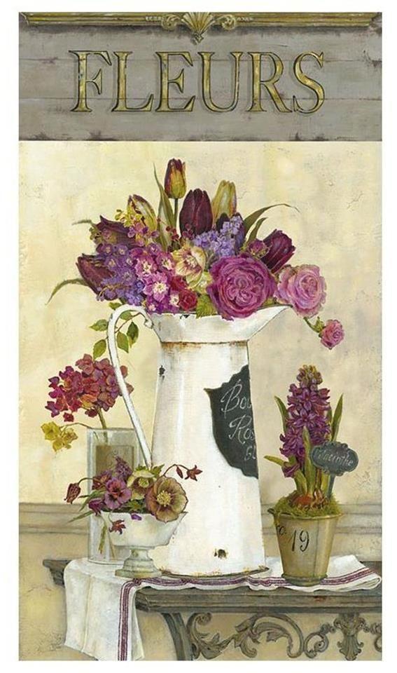 Fleurs (Kathryn White)