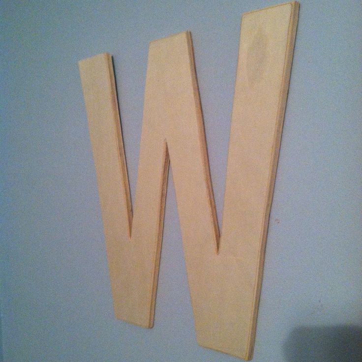 Wooden letters, letters for nursery, wooden letters for wall, wooden letter handmade, babies room, babys room, wood lettering, wood letters. by MatchPointGifts on Etsy