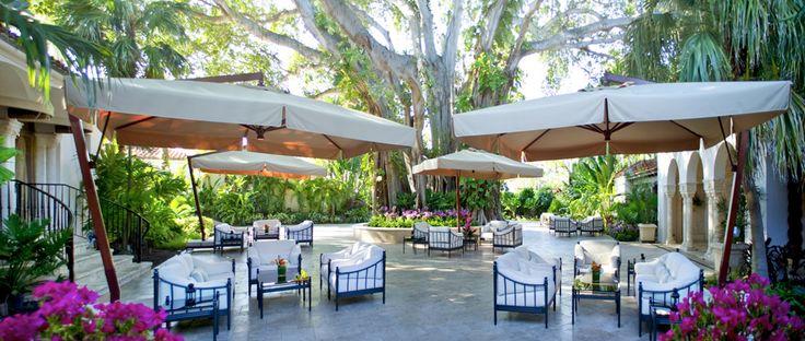 Miami Wedding Venue Destination Honeymoons Fl Fisher Island Club Vanderbilt Mansion Location