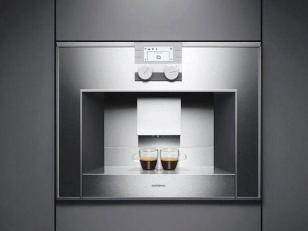Gaggenau coffee maker