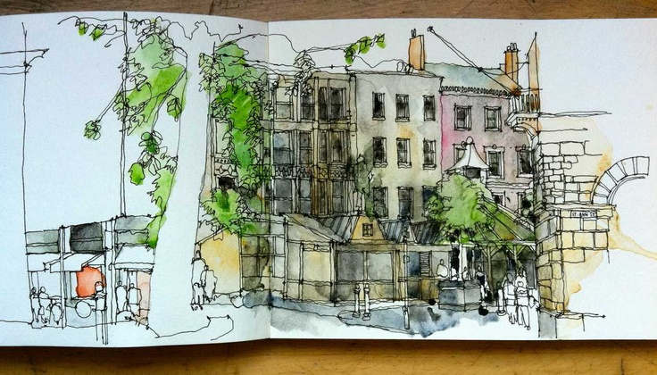Manchester, St Anns Square2 - Simone Ridyard, Manchester architect and artist