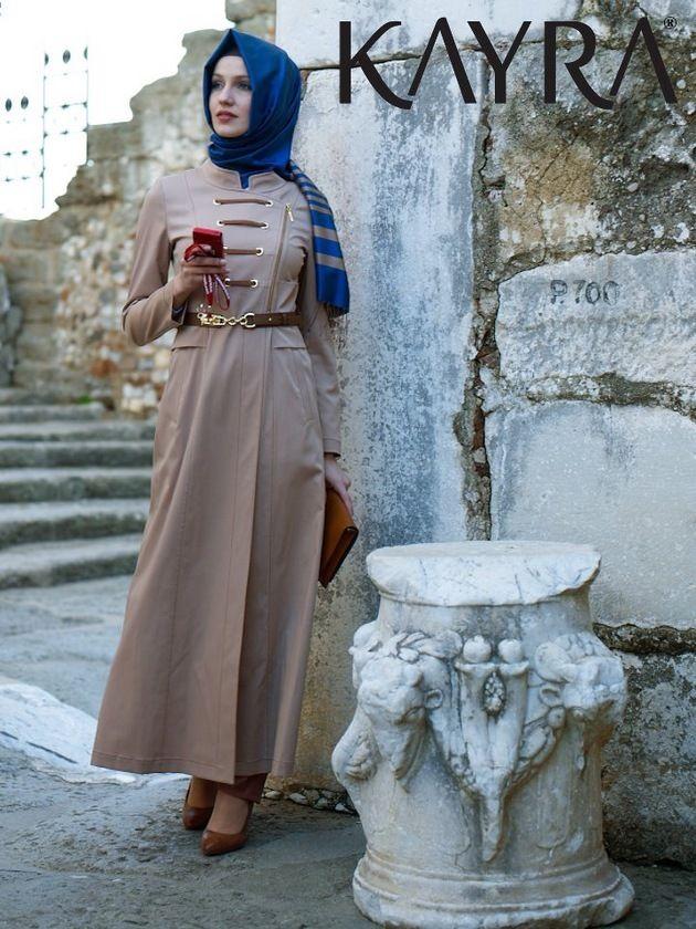 Kayra Giyim 2012 Pardesü Kombini