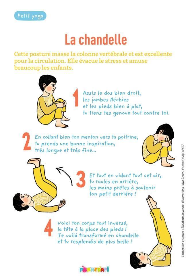 yoga des enfants - Recherche Google