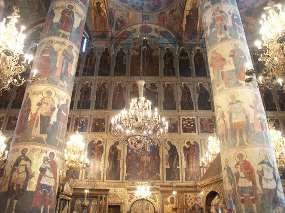 17 best images about icone russe on pinterest freedom for Travi del soffitto della cattedrale