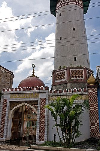 The oldest mosque in Semarang from the era of Demak Kingdom.