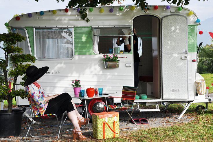 17 meilleures id es propos de roulotte a louer sur pinterest caravane a l - Location caravane vintage ...
