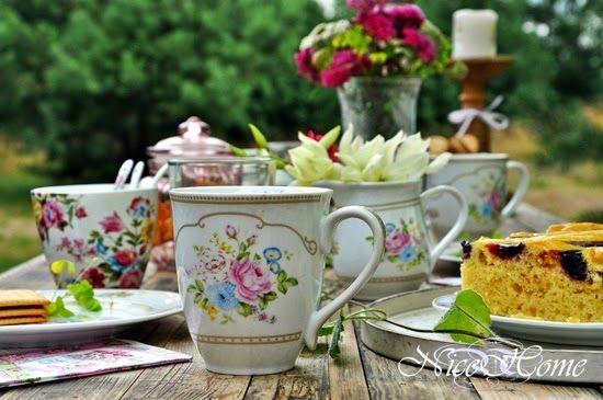 porcelana Vintage Bouquet