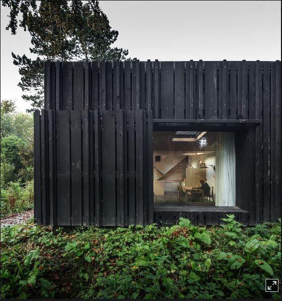 1000 images about holzbau i holzfassaden on pinterest. Black Bedroom Furniture Sets. Home Design Ideas