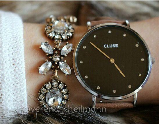 Jasmine Blossom Statement Bracelet #fashion #style #watches #chic #statementbracelet - 16,90 @happinessboutique.com