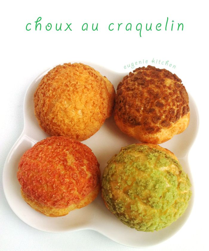 Hi, I'm Eugenie. Today I am making choux au craquelin, meaning crunchy cream puffs. Choux is always the most wanted in my family. Everybody loves this delicate French choux pastry. Do you think you can resist anything like this? Print Choux … Continue reading →