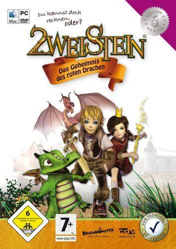 Den hat Elfriede schon bestellt!  2weistein: Das Geheimnis des roten Drachen (DVD-ROM): Mac: Oliver Bender, Leon Boden, Jan Odle, Tabea Börner, Heike Schroetter: Amazon.de: S...