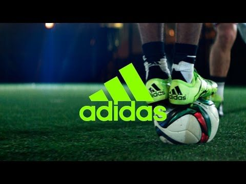 "#Adidas  Debuts its Latest Campaign: ""Create Your Own Game"" featuring James Rodriguez, Müller, Messi, Bale, Özil. 6.8.15"