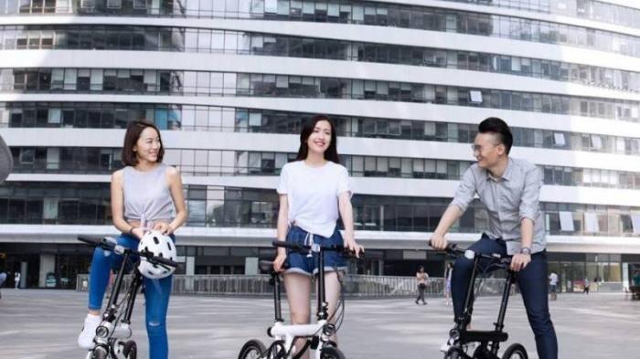 Sepeda Lipat - Punya Uang Rp 600 Ribuan