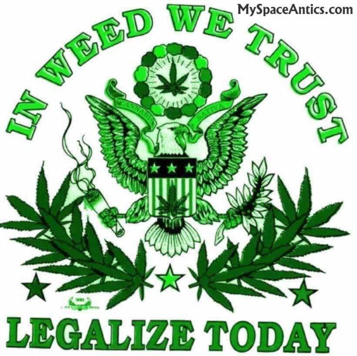 says it all   ( marijuana cannabis )