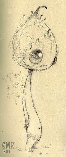 Daily Sketchbook 2011-02-08 | Flickr - Photo Sharing!