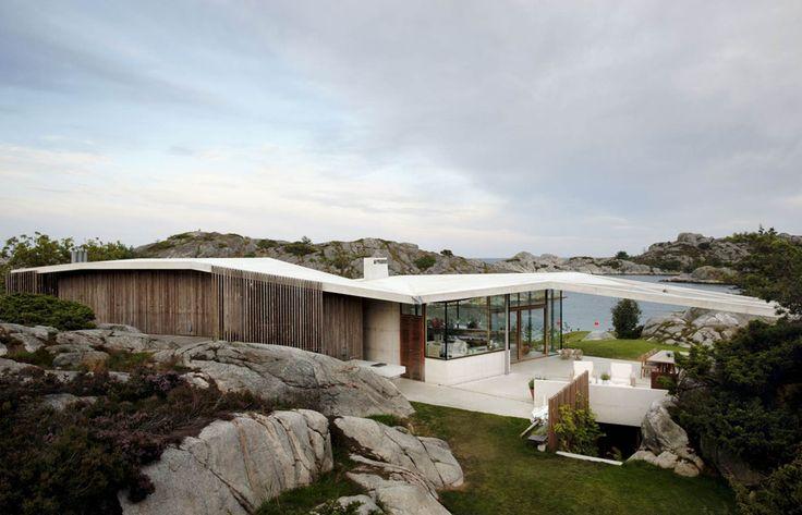 hytte nordre lyngholmen lund hagem arkitekter foto dn