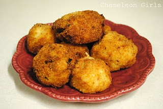 Fried Mashed Potato Balls - OH MY Goodness!!!