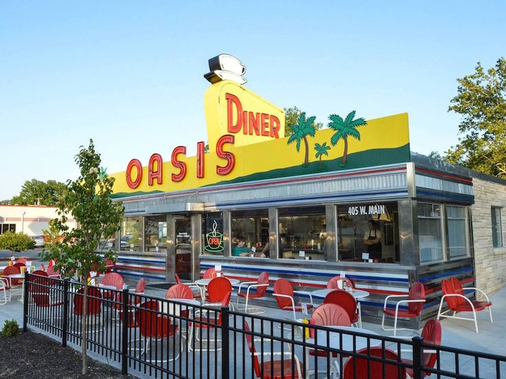 Oasis Diner Highlighted on the Indiana Byways Passport Program - Visit Hendricks County