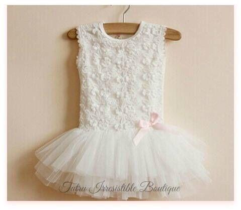 So sweet! Stella Tutu Dress.   Purchase www.tutuirresistibleboutique.com.au