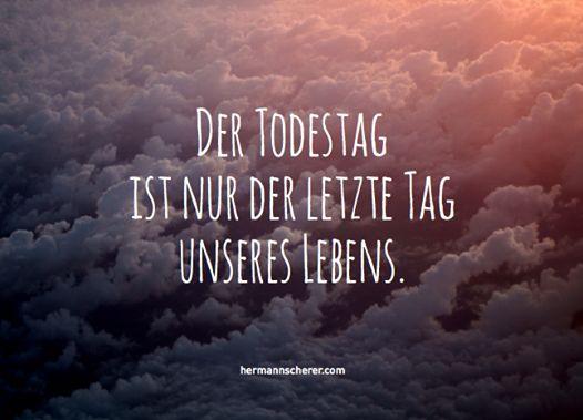 U201eDer Todestag Ist Nur Der Letzte Tag Unseres Lebens.u201c Jetzt Die Neue,  Einzigartige, Schwarze XXL Designer Zitatebox Mit 365 Zitaten Im ...