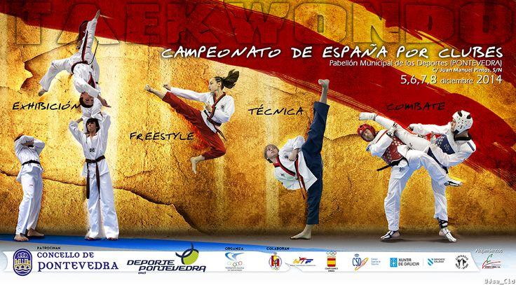 www.hotelvillademarin.com Campeonato de España de clubs de taekwondo 2014. Noticias de la Federación Española de Taekwondo