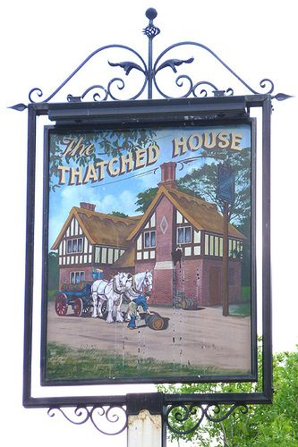 Thatched House, Cranham | Flickr - Photo Sharing!