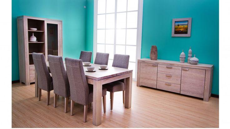 Sentosa 7 Piece Extension Dining Suite - Dining Furniture - Dining Room - Furniture, Outdoor & BBQs | Harvey Norman Australia