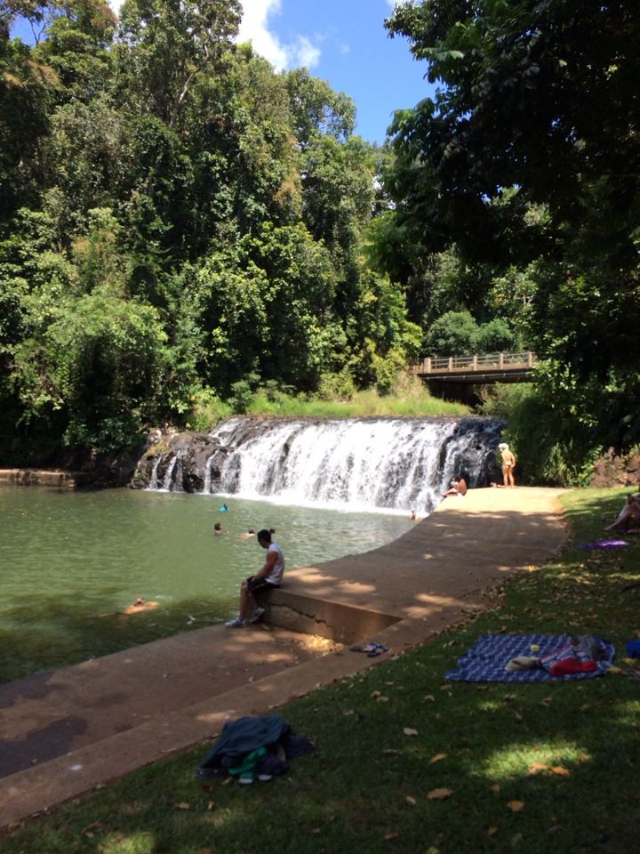 Malanda Falls - Atherton Tablelands