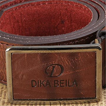 Mens PU Leather Alloy Needle Buckle Belt Belts Casual Leisure Pin Buckle Waistband Strap at Banggood