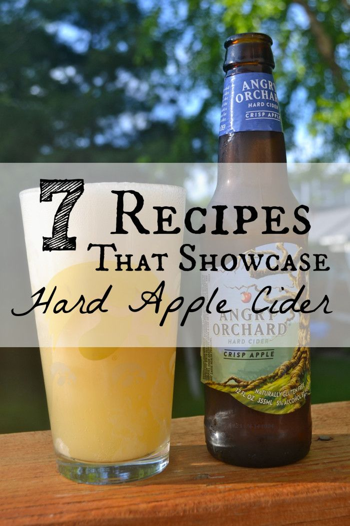 Recipes for Hard Cider Lovers- Make The Best of Everything