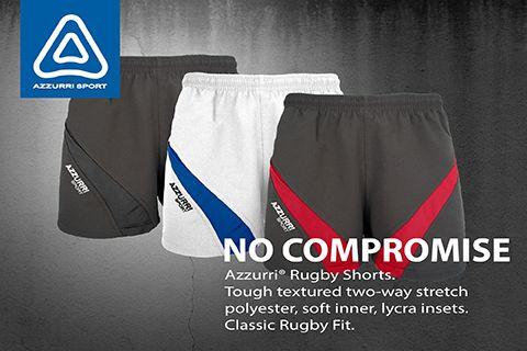 Azzurri Sport Rugby Shorts