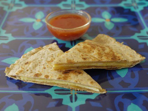 Pin for Later: Start Their Day With a Brain-Boosting Breakfast Breakfast Quesadillas