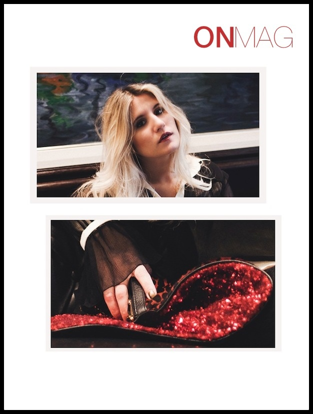 ON #15 - Producción de tapa - Mica Tinelli  Fotos: Chino Toccalino; Asistente foto: Yanina Maggiorini; Producción: ON MAG; Asistente: Carolina Siglioccoli; Pelo y Make up: Juan Manuel Cativa para Mala Peluquería.  on-mag.net